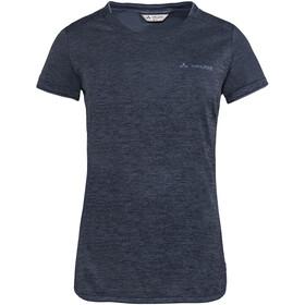 VAUDE Essential Camiseta Mujer, azul